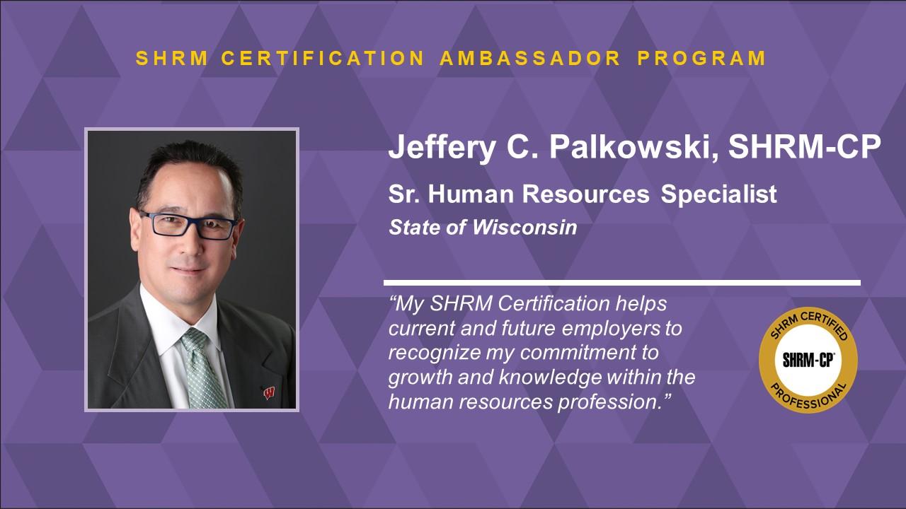Jeff Palkowski SHRM-CP